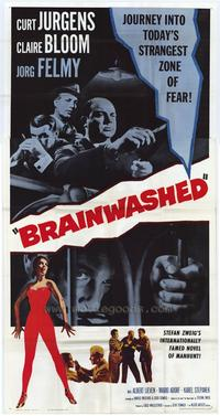 Brainwashed - 11 x 17 Movie Poster - Style B