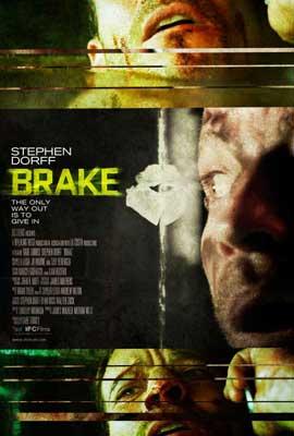 Brake - 11 x 17 Movie Poster - Style B