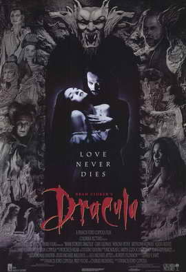 Bram Stoker's Dracula - 11 x 17 Movie Poster - Style A