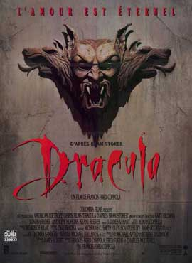 Bram Stoker's Dracula - 11 x 17 Movie Poster - French Style A