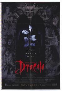 Bram Stoker's Dracula - 43 x 62 Movie Poster - Bus Shelter Style B