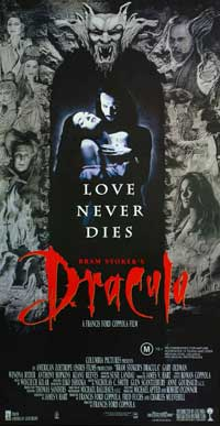 Bram Stoker's Dracula - 20 x 50 Movie Poster - Style A