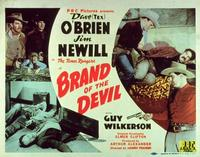 Brand of the Devil - 11 x 14 Movie Poster - Style A