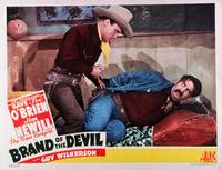 Brand of the Devil - 11 x 14 Movie Poster - Style B