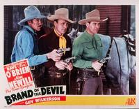 Brand of the Devil - 11 x 14 Movie Poster - Style C