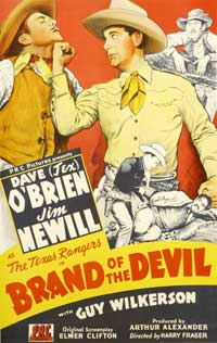 Brand of the Devil - 11 x 17 Movie Poster - Style A