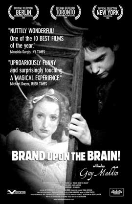 Brand Upon the Brain! - 11 x 17 Movie Poster - Style A