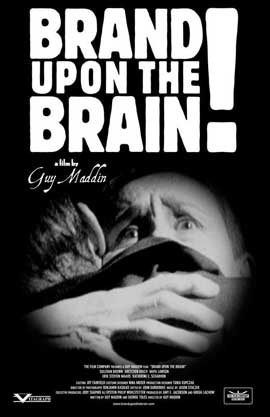 Brand Upon the Brain! - 11 x 17 Movie Poster - Style B