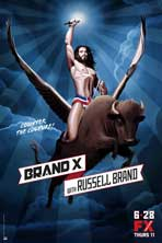 Brand X (TV) - 11 x 17 TV Poster - Style B