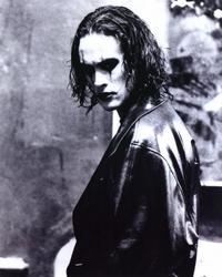 Brandon Lee - 8 x 10 B&W Photo #1