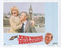 Brannigan - 11 x 14 Movie Poster - Style D