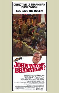 Brannigan - 11 x 17 Movie Poster - Style A