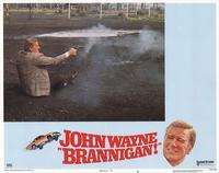 Brannigan - 11 x 14 Movie Poster - Style F
