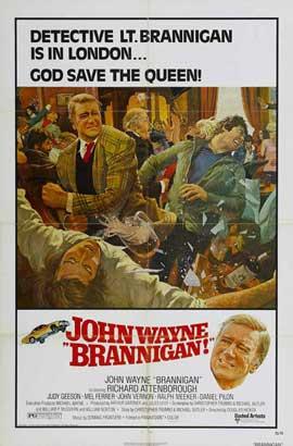 Brannigan - 27 x 40 Movie Poster - Style A