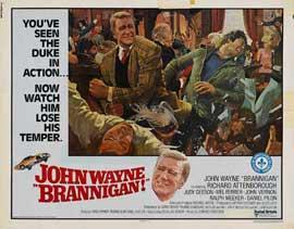 Brannigan - 11 x 17 Movie Poster - Style G