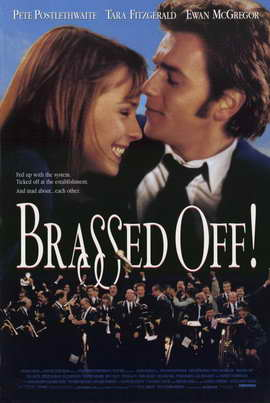 Brassed Off - 11 x 17 Movie Poster - Style A