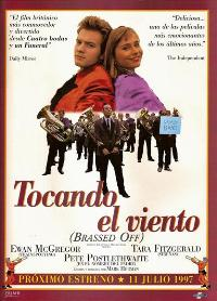 Brassed Off - 27 x 40 Movie Poster - Spanish Style A