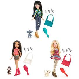 Bratz - In the Wild Doll Case