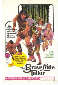 Brave Little Tailor - 11 x 17 Movie Poster - Style A