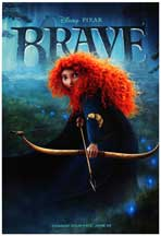 Brave - DS 1 Sheet Movie Poster - Style A
