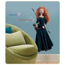 Brave - Merida Peel and Stick Giant Wall Decal