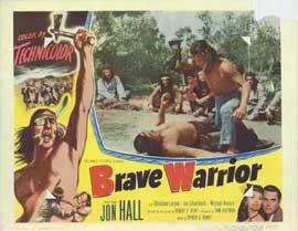 Brave Warrior - 11 x 14 Movie Poster - Style G