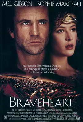 Braveheart - 27 x 40 Movie Poster - Style C