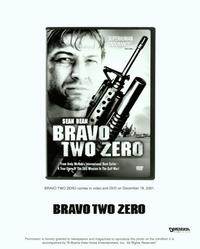 Bravo Two Zero - 8 x 10 B&W Photo #1