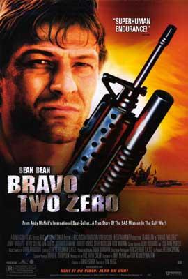 Bravo Two Zero - 27 x 40 Movie Poster - Style A