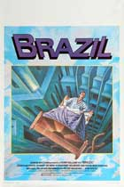 Brazil - 11 x 17 Movie Poster - Belgian Style A
