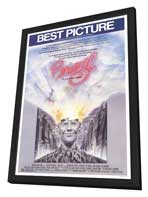 Brazil - 27 x 40 Movie Poster - Style A - in Deluxe Wood Frame