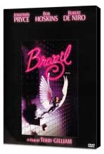 Brazil - 27 x 40 Movie Poster - Spanish Style A - Museum Wrapped Canvas