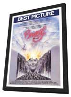 Brazil - 11 x 17 Movie Poster - Style A - in Deluxe Wood Frame