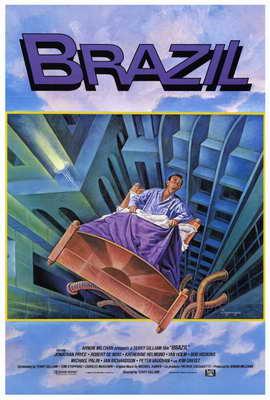 Brazil - 27 x 40 Movie Poster - Style B