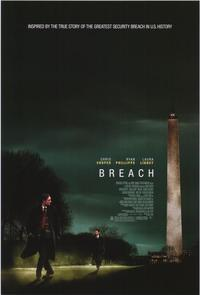 Breach - 43 x 62 Movie Poster - Bus Shelter Style A