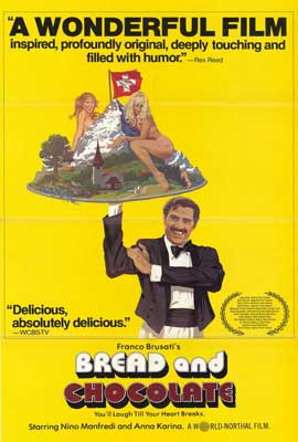 Bread and Chocolate - 27 x 40 Movie Poster - Style A