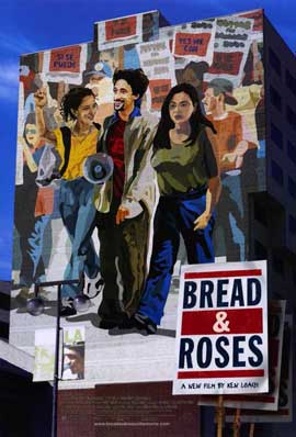 Bread and Roses - 11 x 17 Movie Poster - Style A