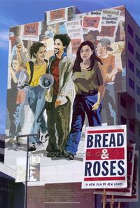 Bread and Roses - 43 x 62 Movie Poster - Bus Shelter Style A