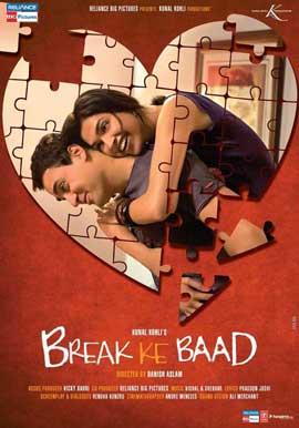 Break Ke Baad - 11 x 17 Movie Poster - Style B