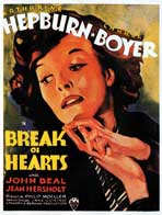 Break of Hearts - 11 x 17 Movie Poster - Style A