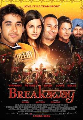 Breakaway - 43 x 62 Movie Poster - Canadian Style A