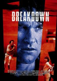 Breakdown - 11 x 17 Movie Poster - German Style A