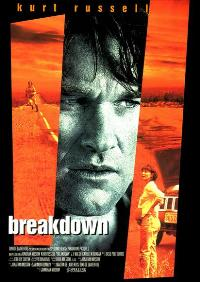 Breakdown - 11 x 17 Movie Poster - Spanish Style A