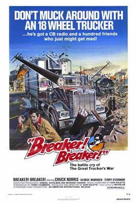 Breaker! Breaker! - 27 x 40 Movie Poster - Style A