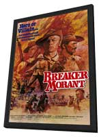 Breaker Morant - 27 x 40 Movie Poster - Style A - in Deluxe Wood Frame