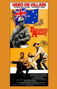 Breaker Morant - 11 x 17 Movie Poster - Style C
