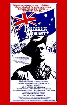 Breaker Morant - 11 x 17 Movie Poster - Style E