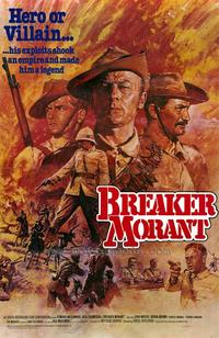 Breaker Morant - 43 x 62 Movie Poster - Bus Shelter Style A