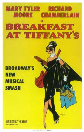 Breakfast at Tiffanys (Broadway) - 11 x 17 Poster - Style A