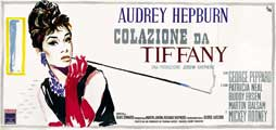 Breakfast at Tiffany's - 20 x 60 Movie Poster - Italian Style A